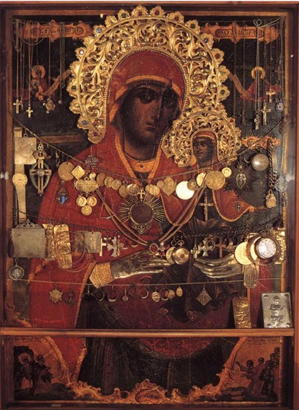 Скит святой праведной Анны