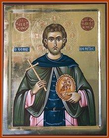 Святой Новомученик Агафангел Эсфигменский