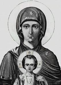 Икона Богородицы Эпакусаса