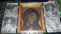 Чудотворная икона Богородицы «Дискос» («Зерцало»)