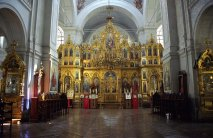 кирьяко -соборный   храм скитов