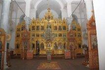 Интерьер храма святого великомученика и целителя Пантелеимона