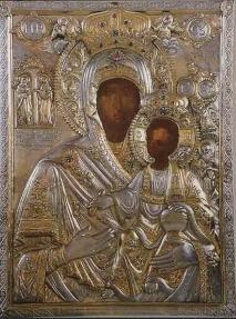 Чудотворная икона Богородицы «Кукузелисса»