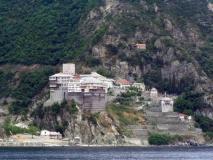 Дионисиат <p>Монастырь Дионисиат расположенный на западной стороне Святой Горы Афон.</p>