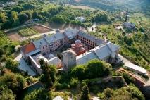 Монастырь Кутлумуш Монастырь Кутлумуш расположенный в северо-восточной части Святой Горы Афон.